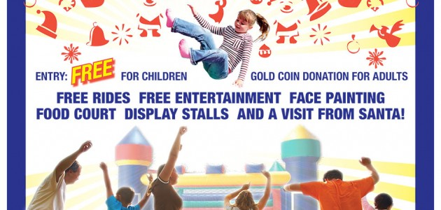 Rotary Children's Xmas Party