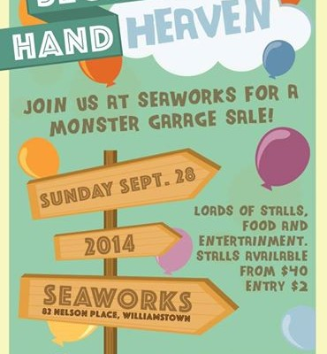 Second Hand Heaven Sunday 28 September 2014