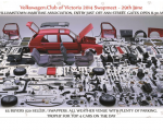 Day of the Volkswagen – 60 year cavalcade