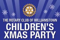 Childrens Christmas Party  –  Rotary Club of Williamstown