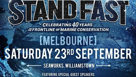 SEA SHEPHERD THE STAND FAST TOUR 2017