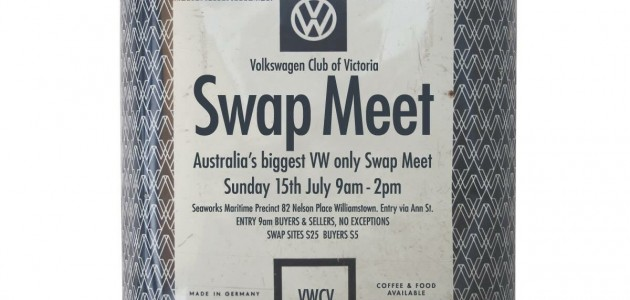Volkswagen Club of Victoria Swap Meet